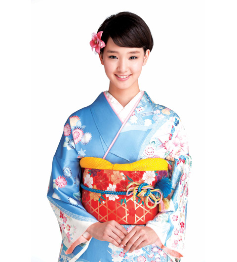 japanese girl wearing kimono - photo #10