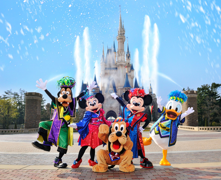 Tourist Attractions - What city is disneyland in