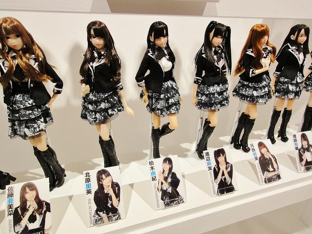 AKB48 figures