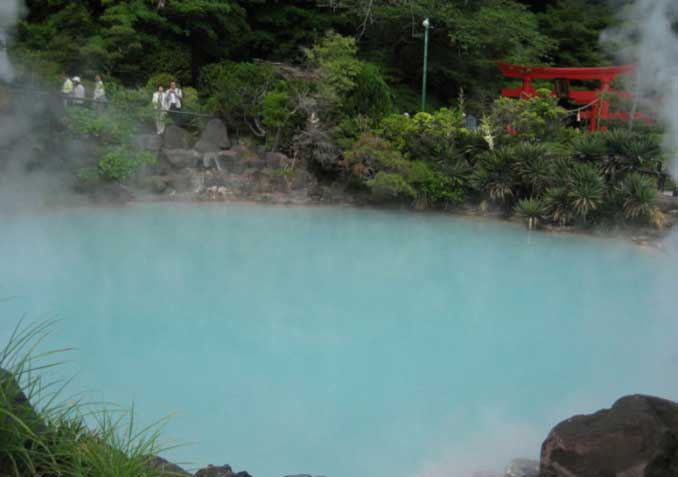 Best Hot Spring Spa In Japan