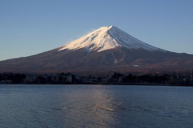 Fuji Sunrise Kawaguchiko