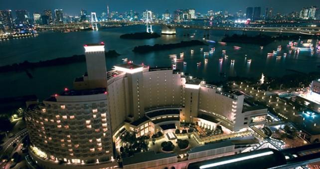 hotel nikko tokyo