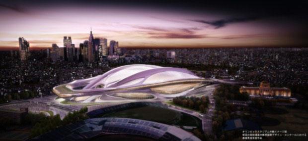 Tokyo Olympic Stadium 2020????