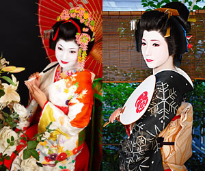Can You Tell The Difference Between A Geisha And A Maiko