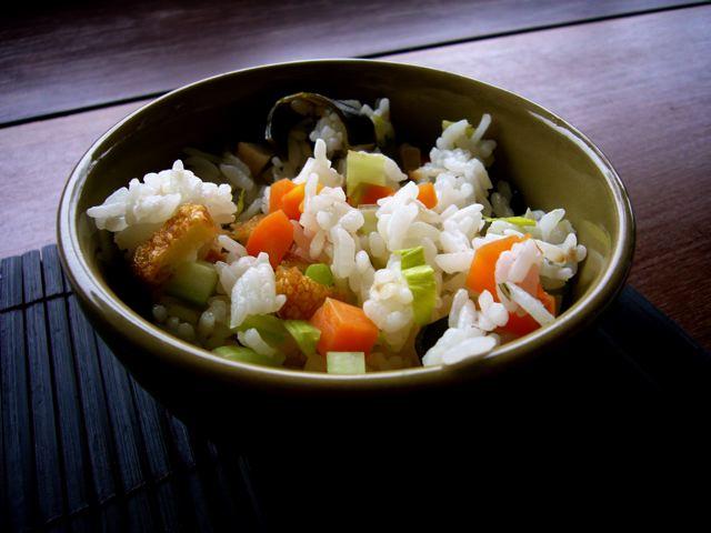 zen monk diet
