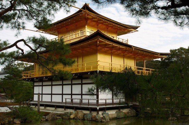 Must Visit Shrines and Temples in Kyoto