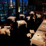 Top Ten Romantic Restaurants in Tokyo