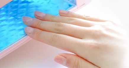 jel nail uv light mini