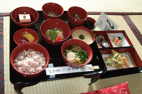 Eating the Zen Way: Shojin Ryori, the Food of Buddhist Monks